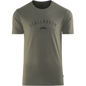 Fjällräven Trekking Equipment Shortsleeve Shirt Men grey